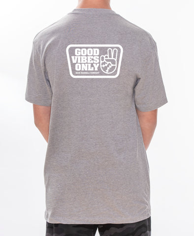 Good Vibes Only Box Tee