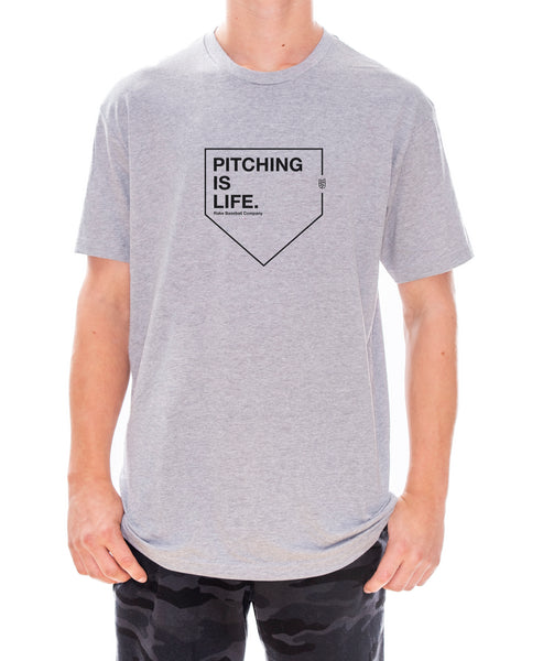 Pitching Is Life Tee