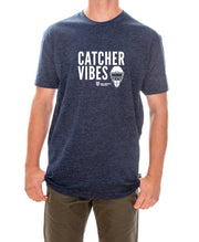 Catcher Vibes New School Tee