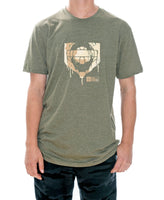 Catcher Drip Camo Series Tee