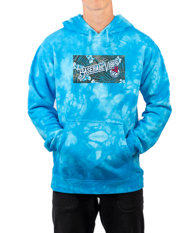 Baseball Vibes Tie Dye Hoodie, Baseball, athletics, sports gear, good vibes, clothing, apparel, Rake baseball, good vibes only tee (angels), hooded short sleeve sweatshirt, no bad days shirt