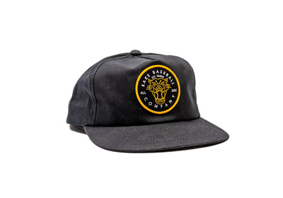 Hellcat 5 Panel Unstructured Snapback