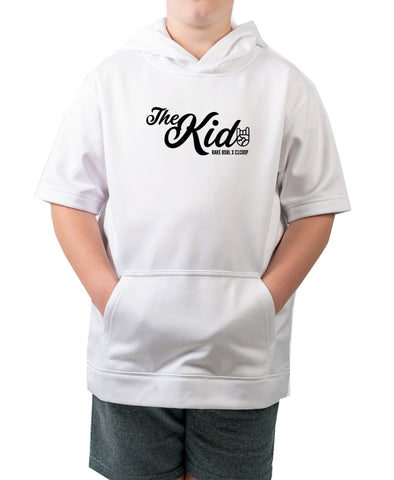 Youth The Kid Short Sleeve Hoodie