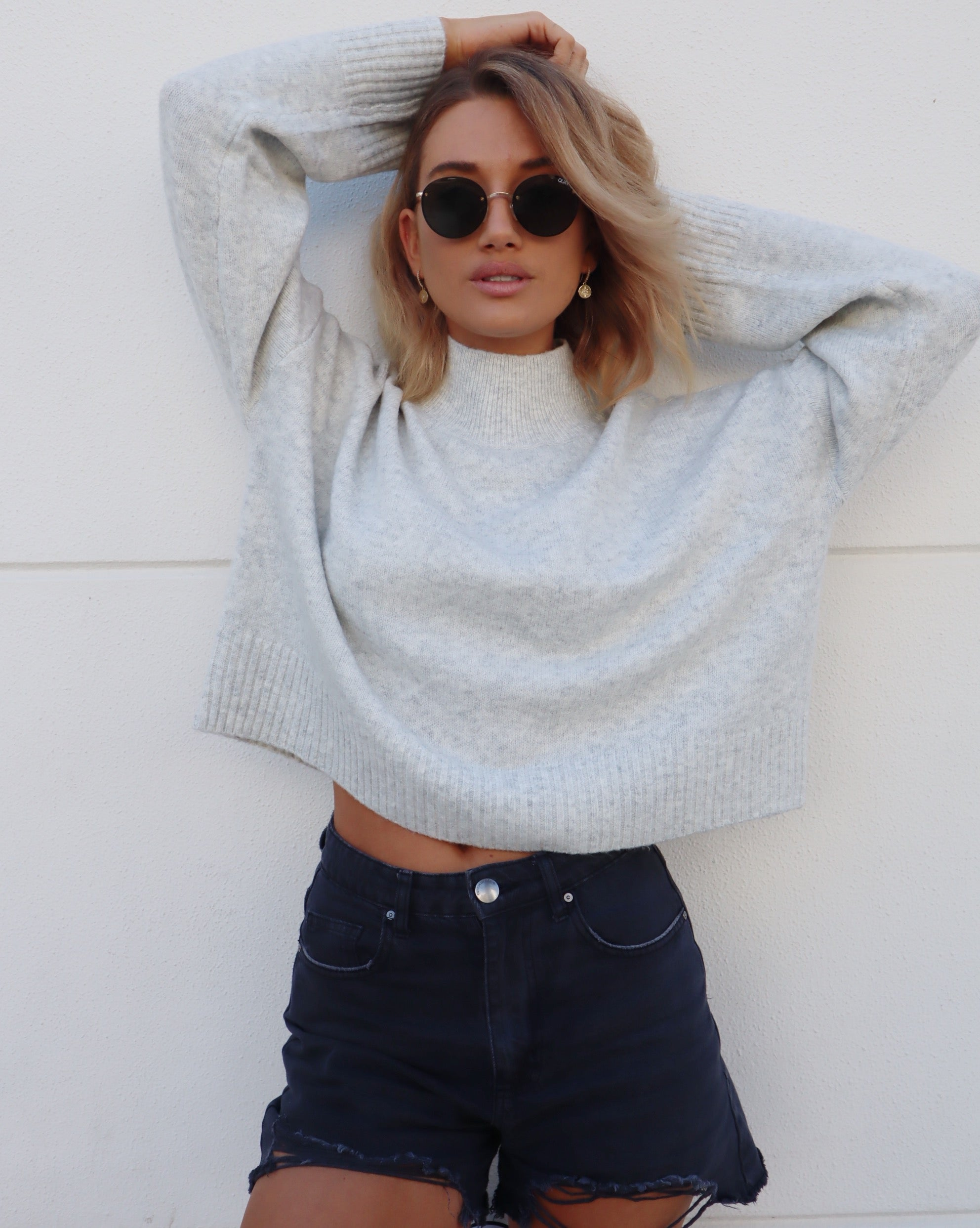 Minty Jumper - 2 colours