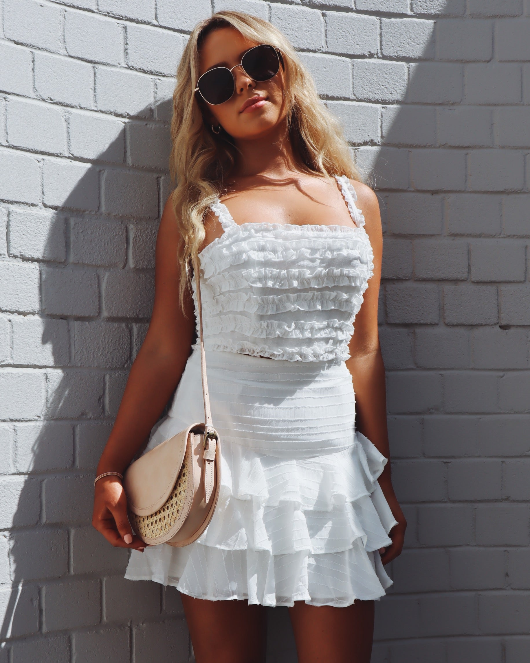 Frilly Top
