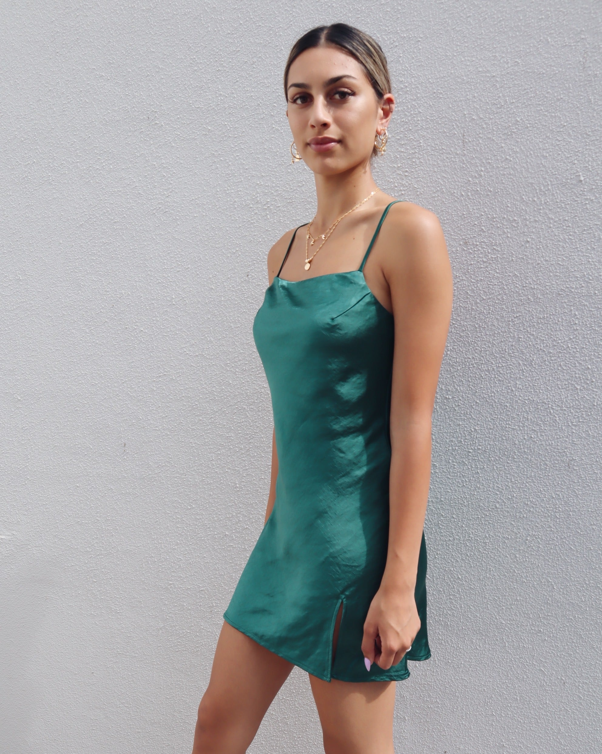 Splice Dress (3 colours +)