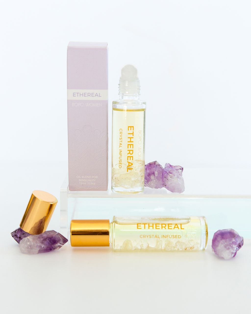 Etheral Crystal Perfume Roller