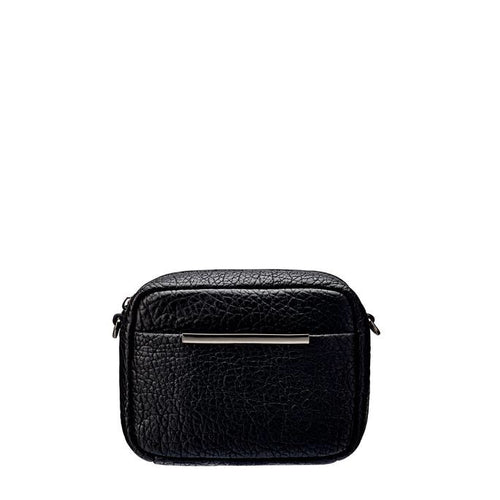 Cult Bag - Black Bubbles