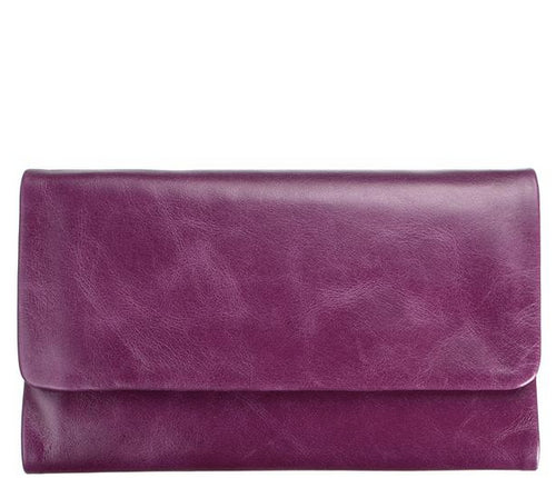 Audrey Wallet - Purple