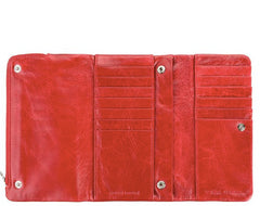 Audrey Wallet - Red