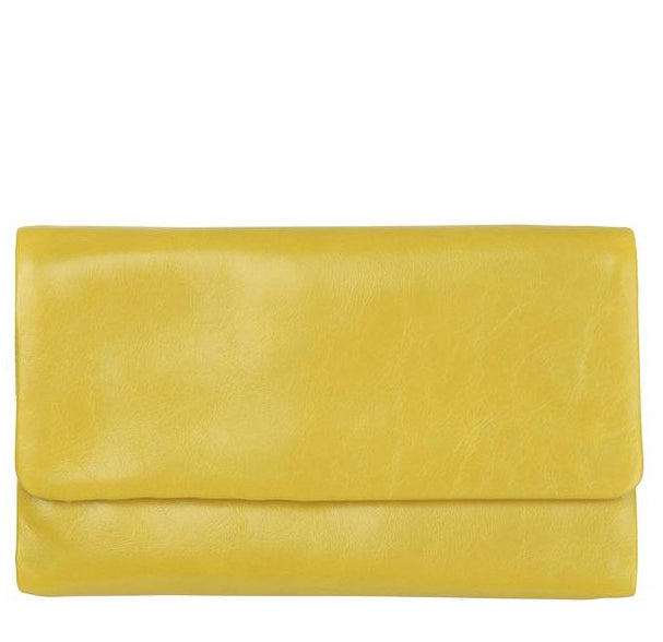 Audrey Wallet - Yellow