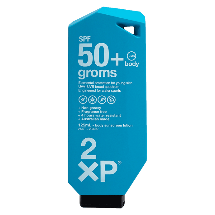 SPF50+ groms body 125mL