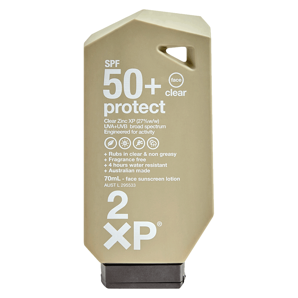 SPF50+ protect clear 70mL