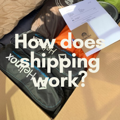 Shipping FAQ Answered