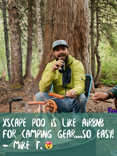 Camping Gear Rental, Simplified  Conquer Camping & Backpacking