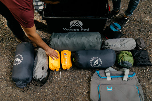 Camping Gear Rental Made Simple