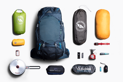 Backpacking for 1: Zipcar Members