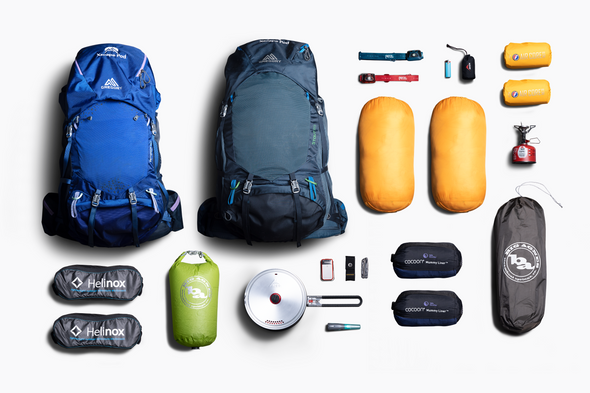 Backpacking for 2: Zipcar Members