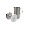 French Press Coffee Maker - Xscape Pod
