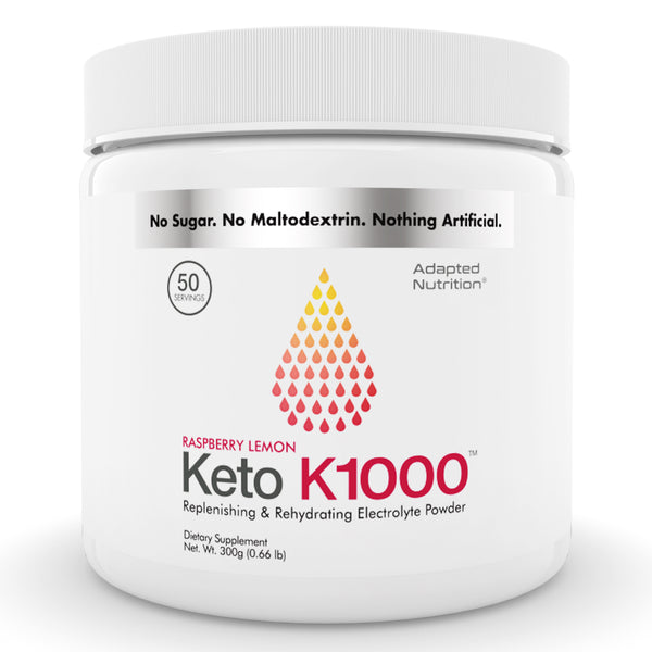 Keto K1000 Raspberry Lemon