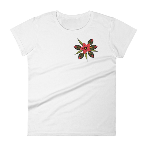 Pinwheel Women's Short Sleeve