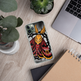 Moth iPhone Case