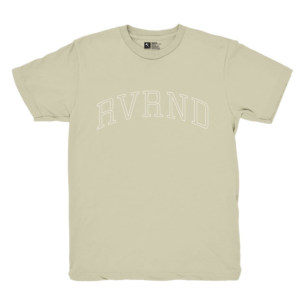 Arc T-Shirt - Cream