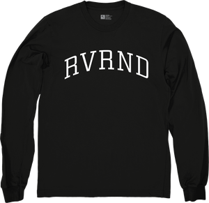 Arc Long Sleeve - Black