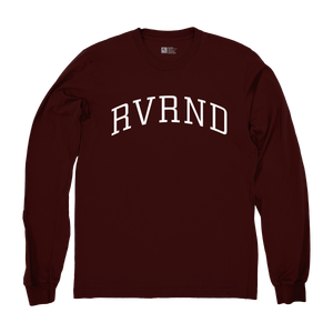 Arc Long Sleeve - Burgundy