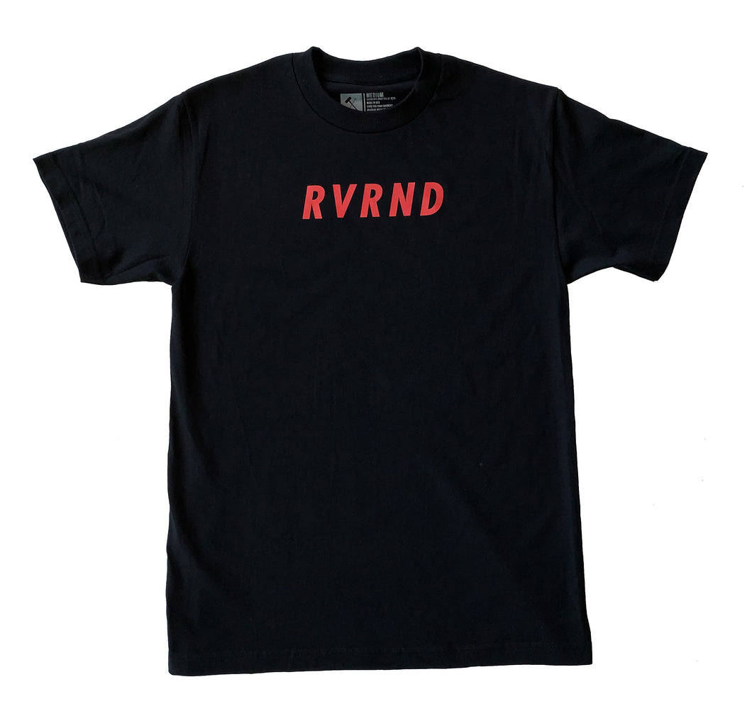 Wordmark T-Shirt - Black