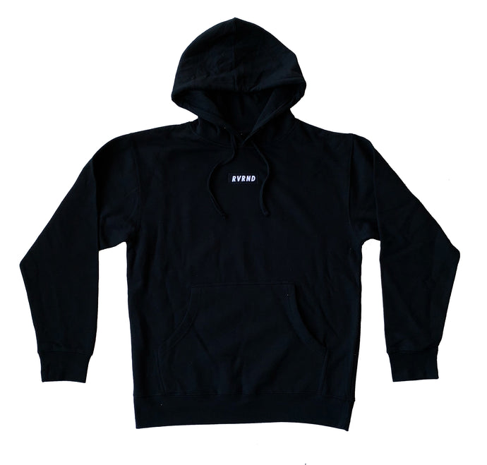 Bar Logo Pullover - Black