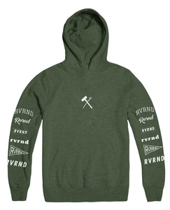 Iconic Pullover - Army