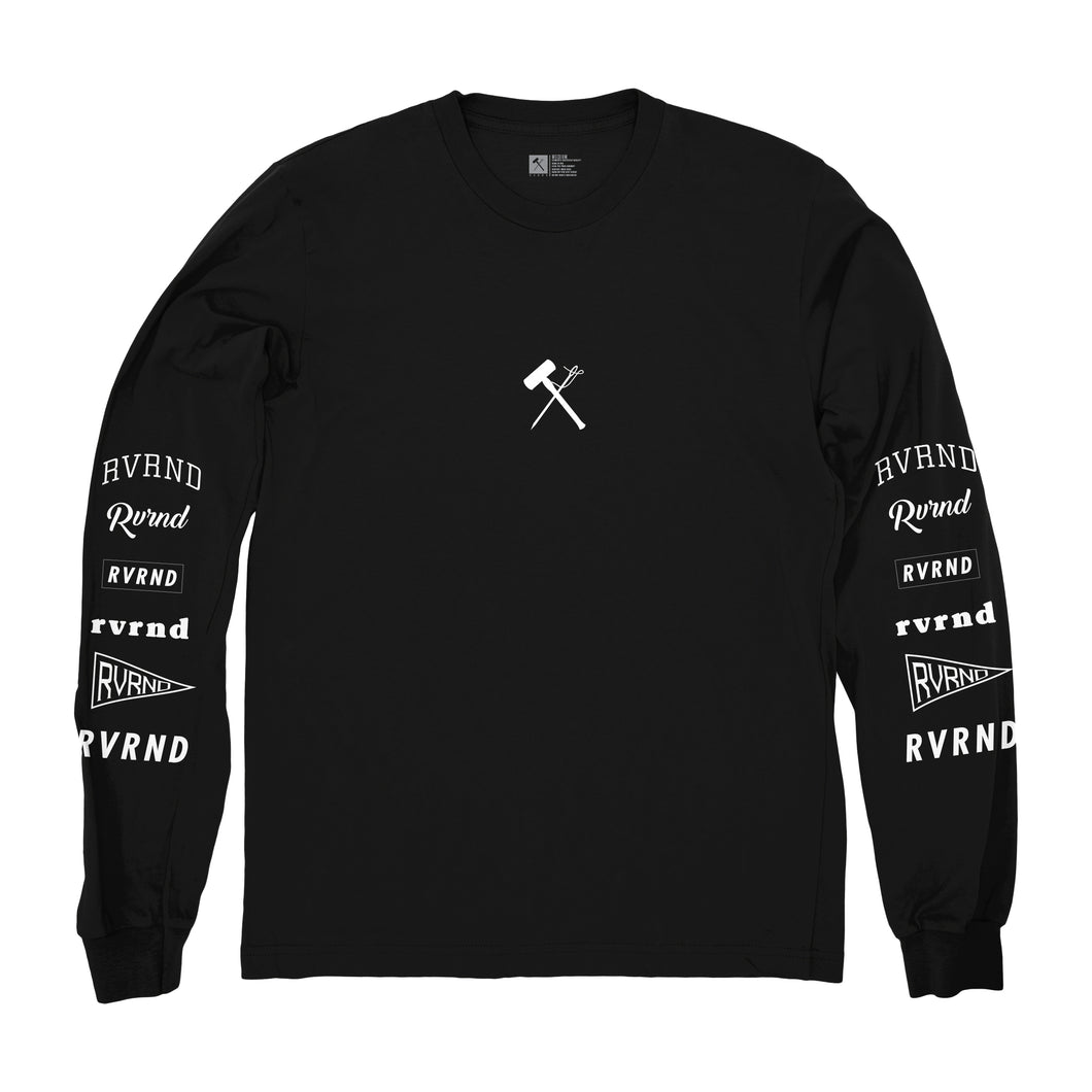 Iconic Long Sleeve - Black