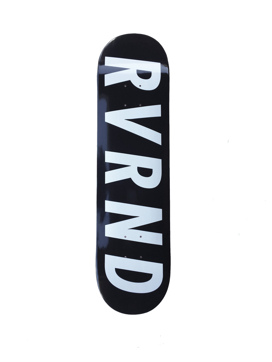 Wordmark Deck - Black