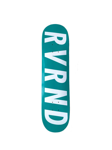 Wordmark Deck - Mint