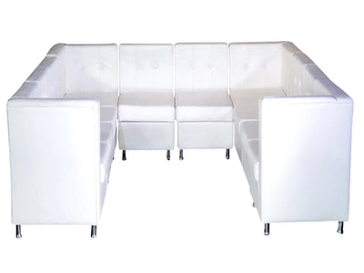 HAVANA 10pc U SHAPED SECTIONAL