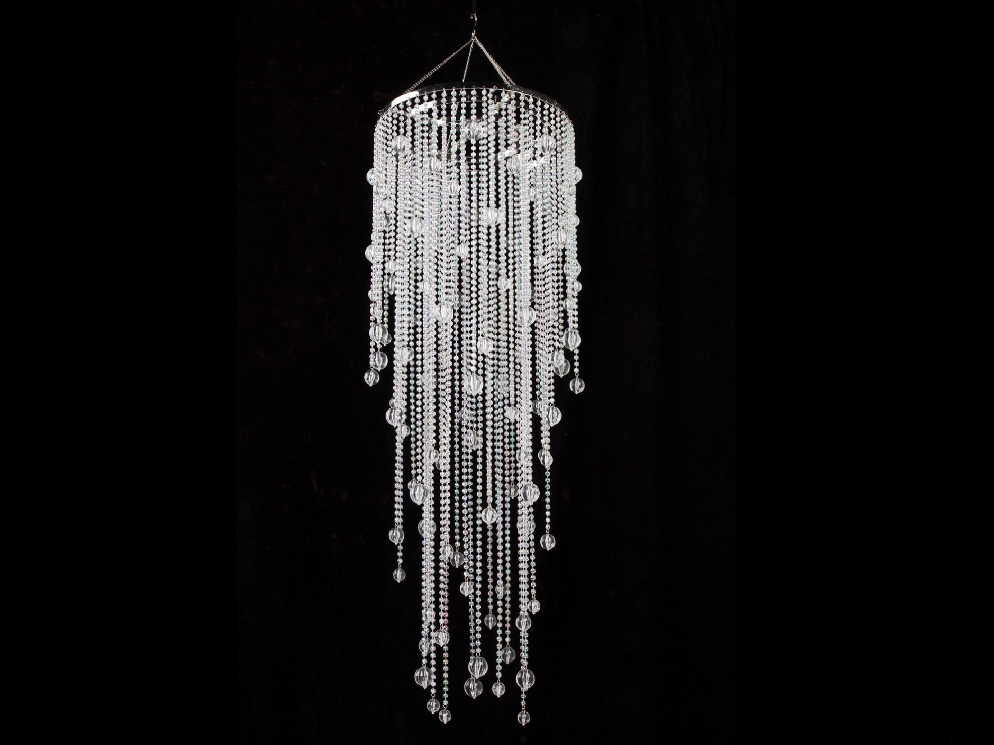 TEARDROP CHANDELIER | 3ft