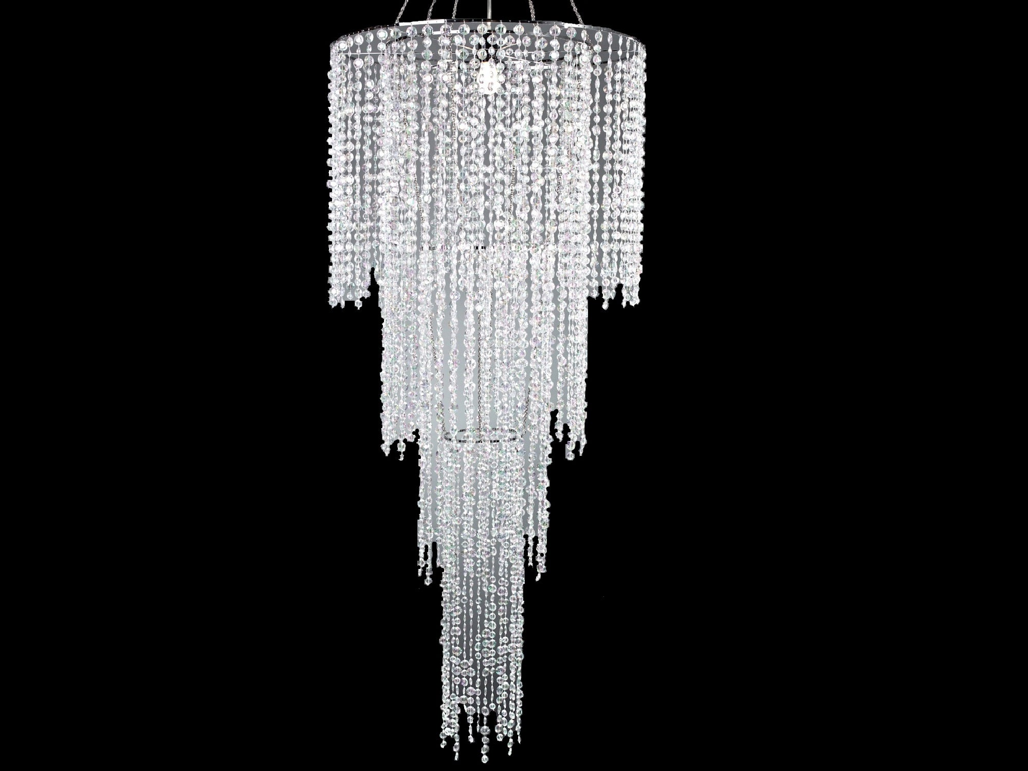 WATERFALL CHANDELIER | 5ft