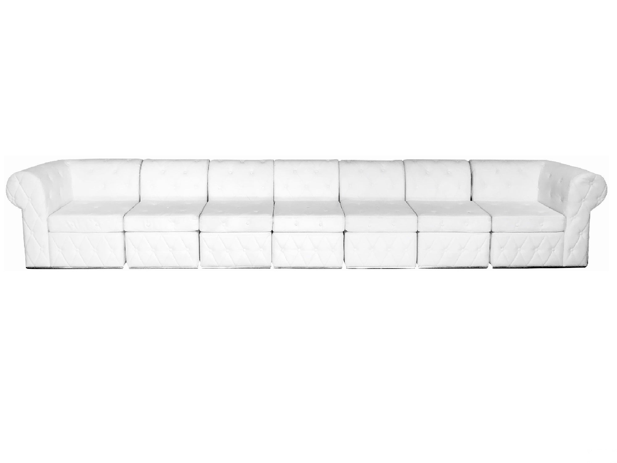 VENETIAN 7PC LONG SOFA
