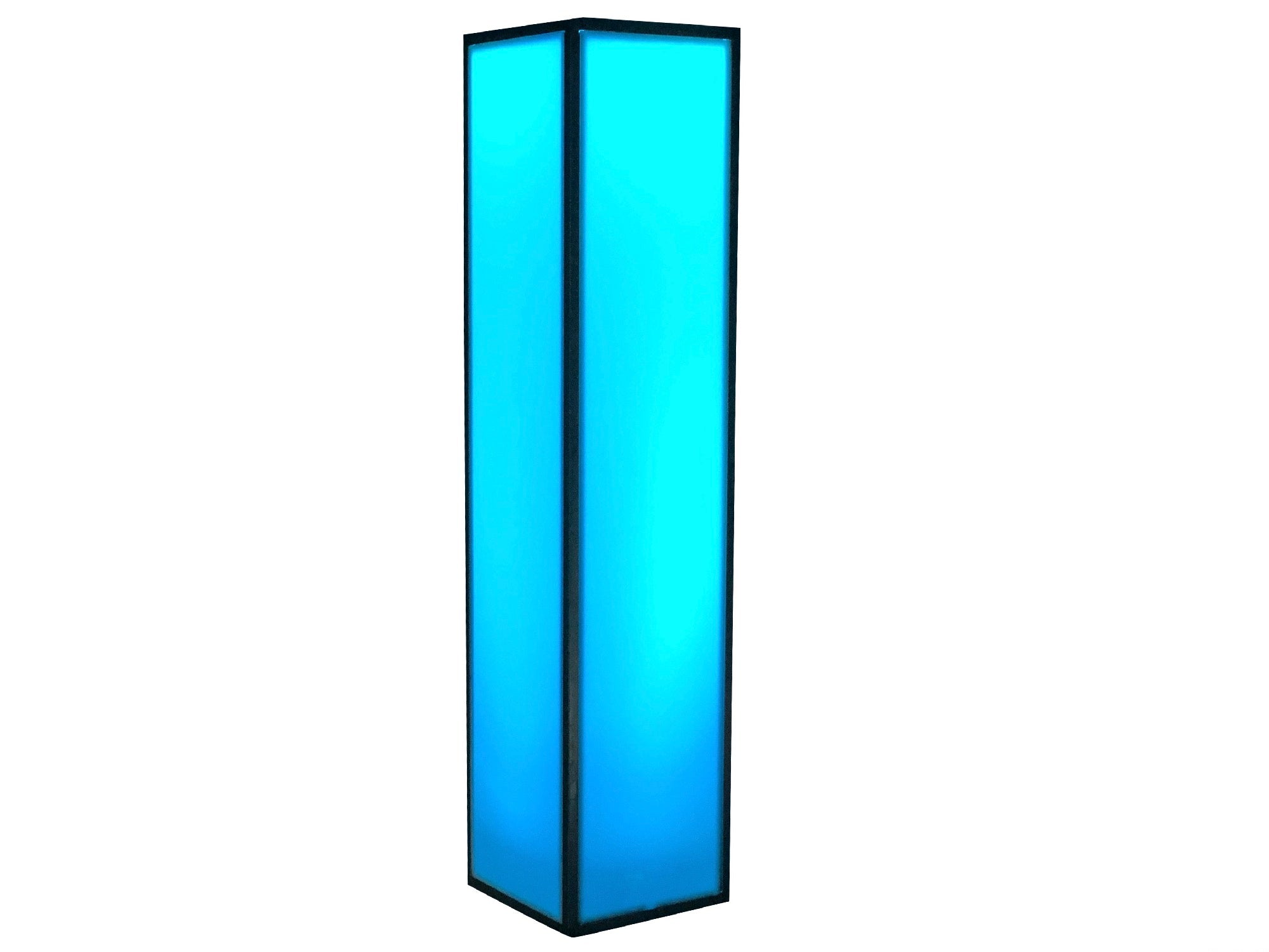 ILLUMINATED PILLAR | 8FT