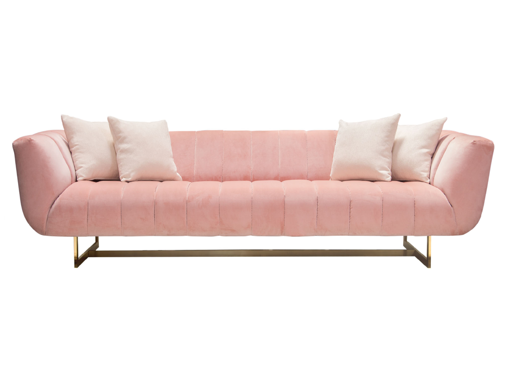 AVENUE SOFA - BLUSH