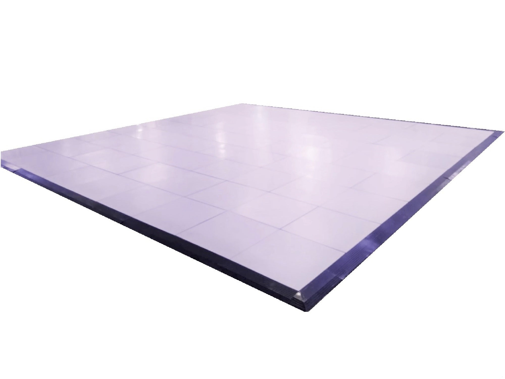 ACRYLIC DANCE FLOOR - WHITE