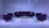AVENUE SOFA GROUPING 1 - VIOLET