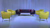 AVENUE SOFA GROUPING 2 - VIOLET