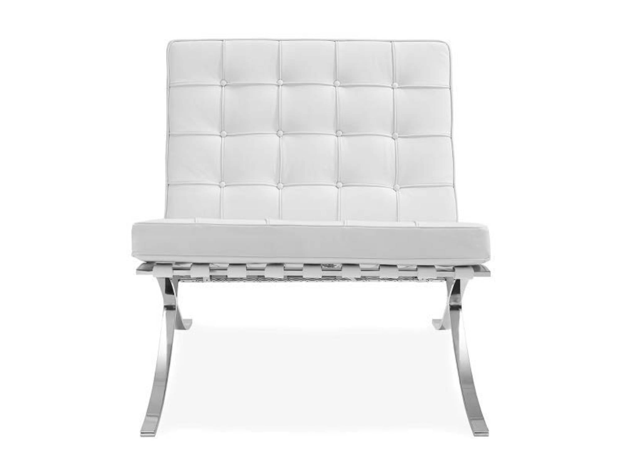 BARCELONA CHAIR - WHITE