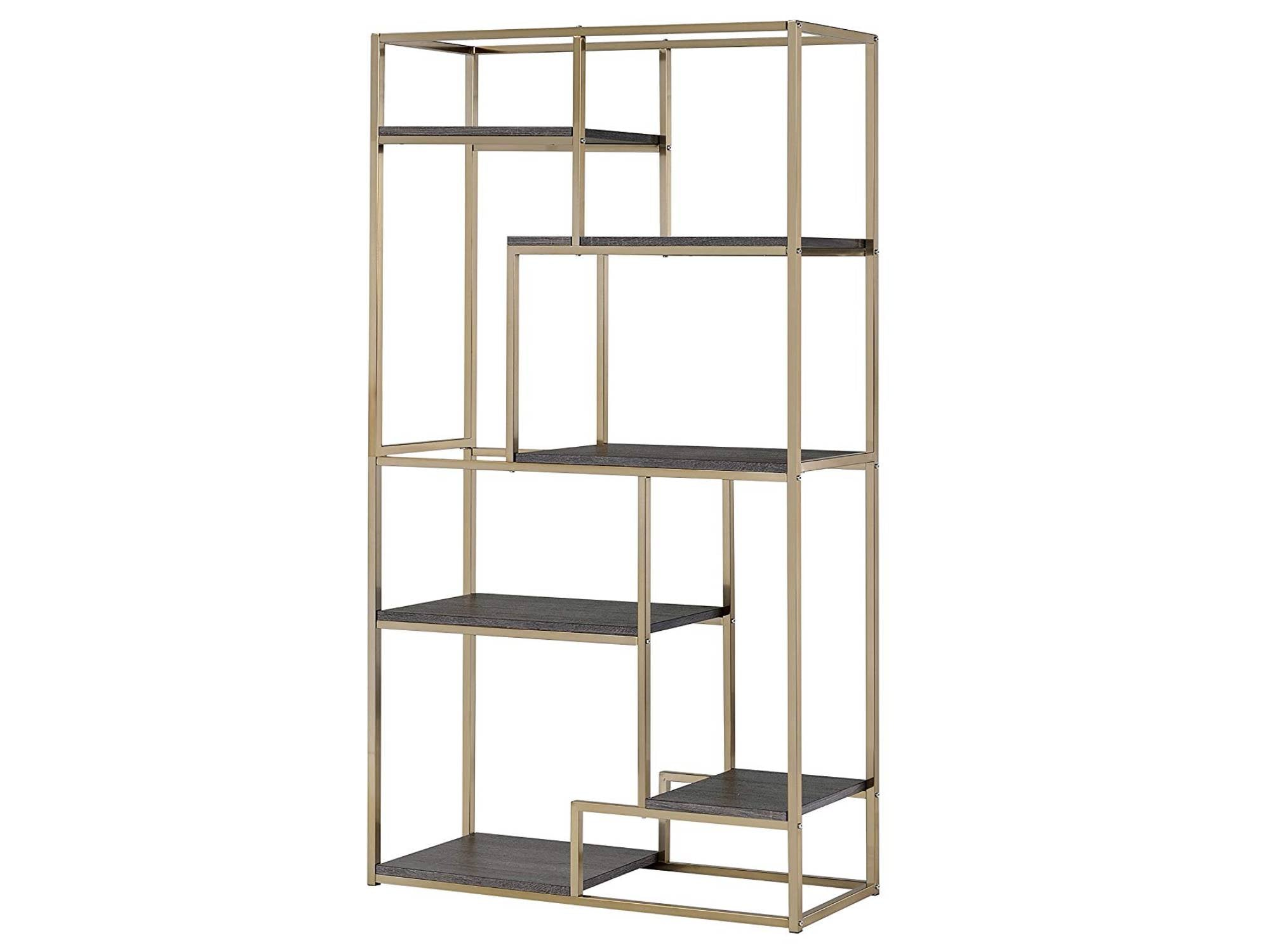 BELVEDERE DISPLAY UNIT - GOLD