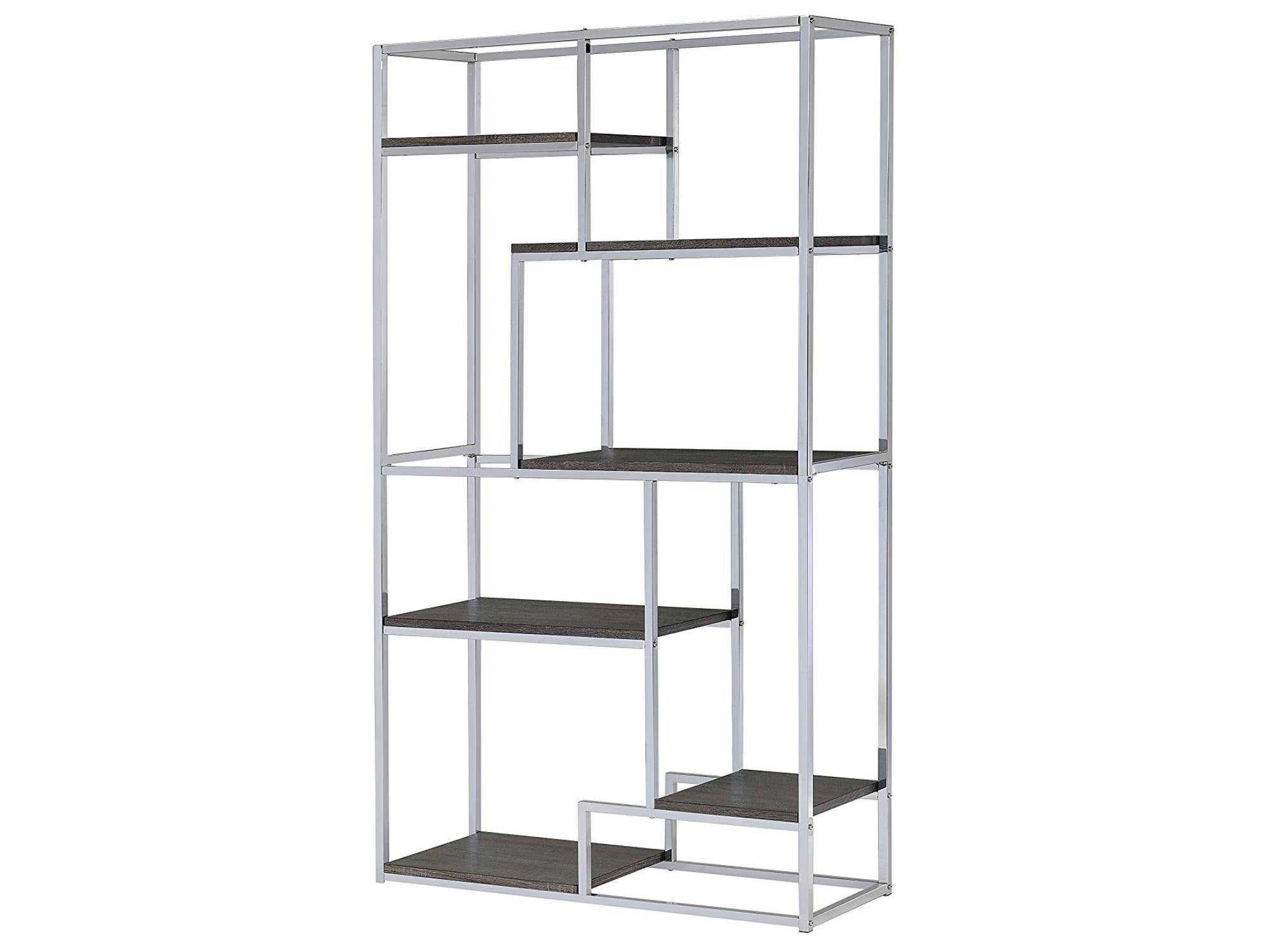 BELVEDERE DISPLAY UNIT - SILVER