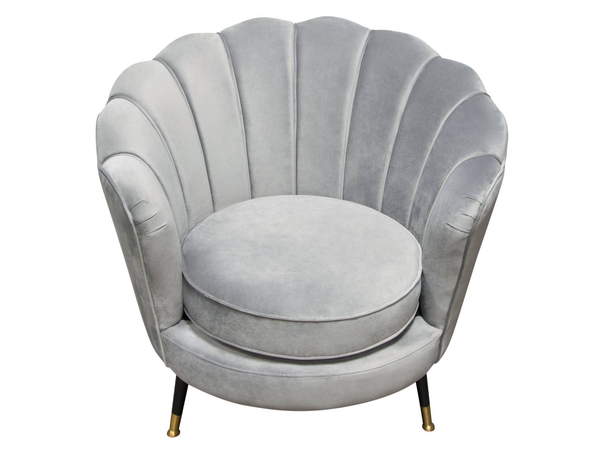 CELESTE ARMCHAIR - PLATINUM GREY