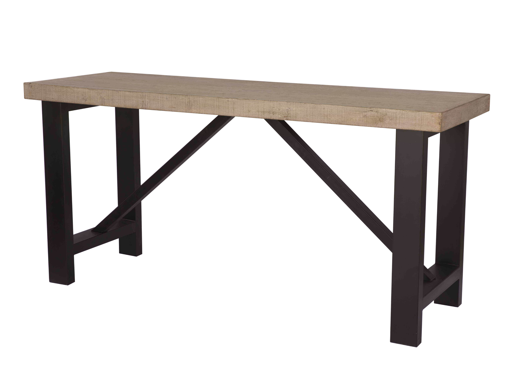 PONCE WOODEN BAR TABLE