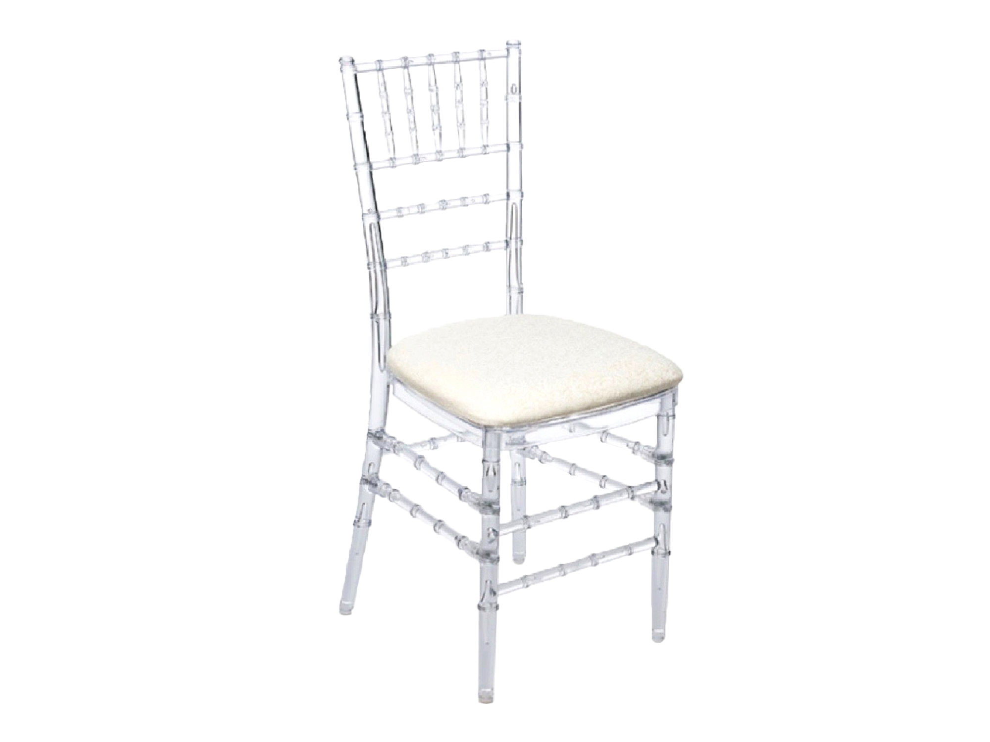 CHIAVARI CHAIR - CRYSTAL ICE